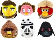 Игрушки персонажей Star Wars
