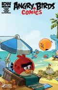 Angry Birds Comics 3