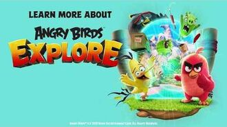 Angry Birds Explore - Download NOW