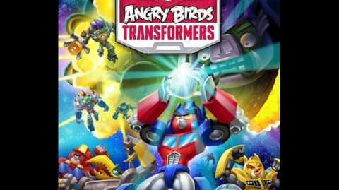In the Desert of the Deceptihogs - Angry Birds Transformers Music
