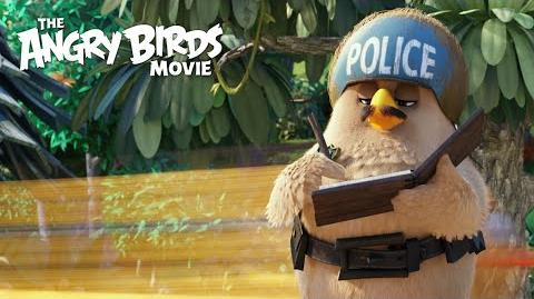 The Angry Birds Movie - Clip Speeding Ticket