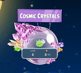 Космические кристаллы