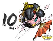 10 дней до выхода Fight