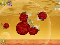 Red Planet 5-27 (Angry Birds Space)