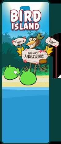 Angry Birds Bird Island