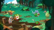 Квадратный лес 2