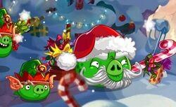 Рождественские враги