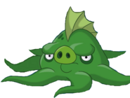 Octopig toons