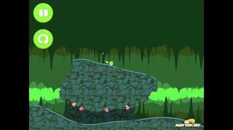 Bad Piggies Ground Hog Day 1-I Bonus Level Walkthrough 3 Star