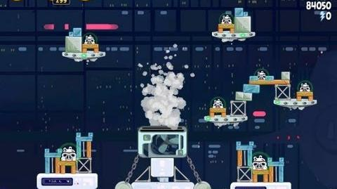 Cloud City 4-36 (Angry Birds Star Wars)/Video Walkthrough