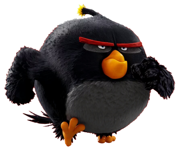 obraz bomb 1 png angrybirds wiki fandom powered by wikia. Black Bedroom Furniture Sets. Home Design Ideas