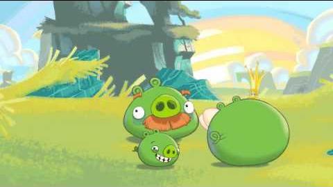 Ролик Angry Birds Trilogy 2