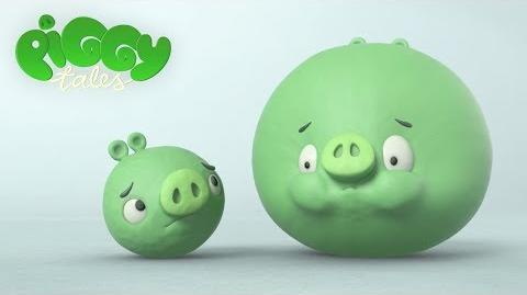 """Piggy Tales """"Puffed Up"""""""