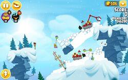 Лыжи сизонс уровень 17