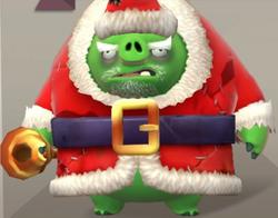 Санта-хряк 2