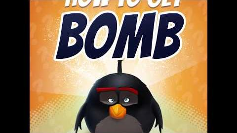 Angry Birds Match - Tutorial How to get Bomb
