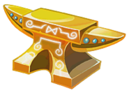 GoldenAnvil (Transparent)