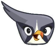 Серебряная птица