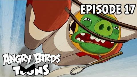 Angry Birds Toons Crash Test Piggies - S1 Ep17