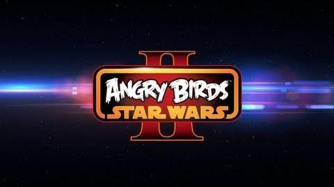 Атрибут/Ровио объявило Angry Birds Star Wars 2!!!