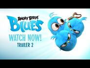 Angry Birds Blues - New series OUT NOW!