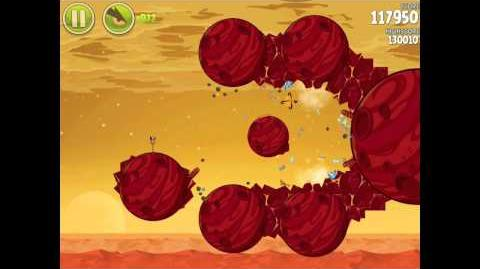 Red Planet 5-19 (Angry Birds Space)