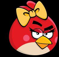 FemaleRedBird