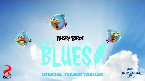 The Blues Official Teaser Trailer Rovio Animations