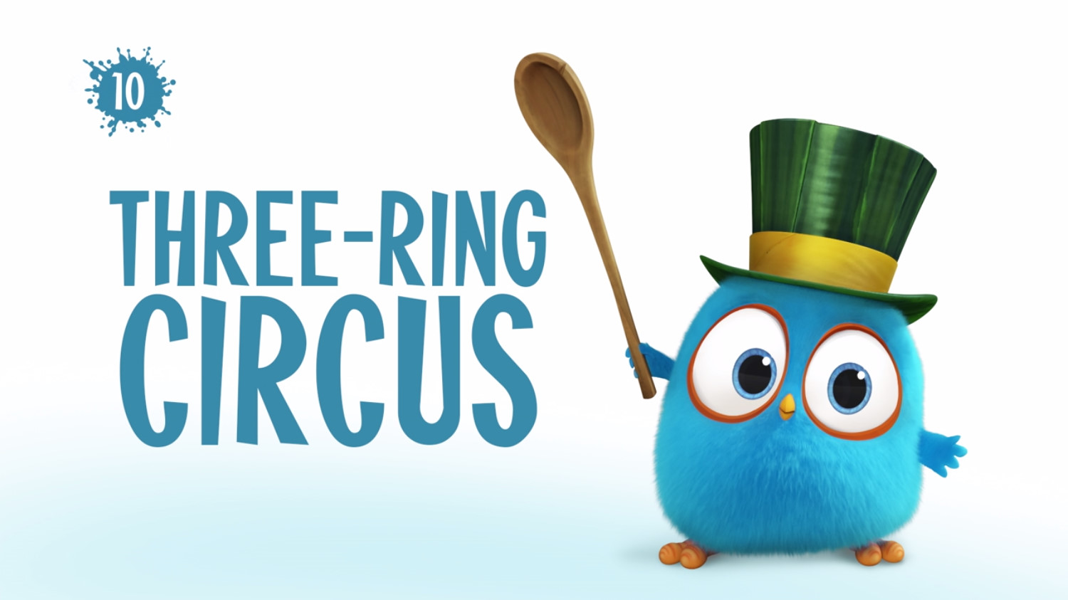 Three ring circus angry birds wiki fandom powered by wikia - Angry birds trio ...