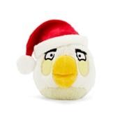 Игрушка рождественской белой птицы