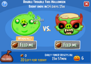Angry Birds Friends Double Trouble Event