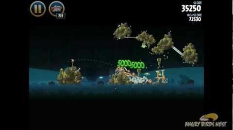 Hoth 3-38 (Angry Birds Star Wars)/Video Walkthrough