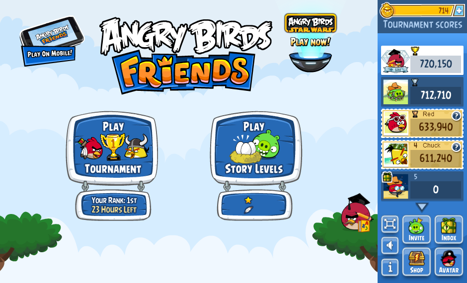 Angry birds friends angry birds wiki fandom powered by wikia voltagebd Choice Image