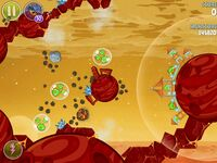 Red Planet 5-28 (Angry Birds Space)