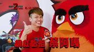 【憤怒鳥玩電影2:冰的啦!】中文版配音 蔡阿嘎 配音94這麼瘋!這麼狂🤘