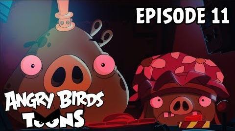 Angry Birds Toons Dogzilla - S2 Ep11