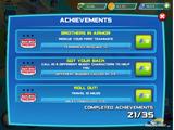 Достижения Angry Birds Transformers