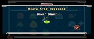 Death Star Operator