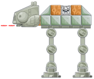 Стар варс AT-AT Walker - копия