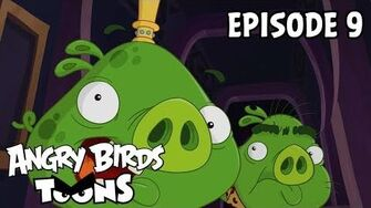 Angry Birds Toons Cave Pig - S2 Ep9