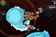Danger Zone D-22 (Angry Birds Space)