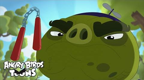 "Angry Birds Toons 2 Ep.20 Sneak Peek - ""Brutal vs"