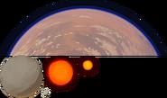 Поверхность Татуина