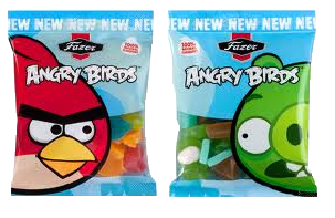 Angry Birds Candybags