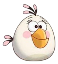 Matilda Angry Birds Wiki FANDOM Powered By Wikia - Famous logos redesigned as angry birds characters