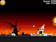Official Angry Birds Seasons Walkthrough Trick or Treat 2-12