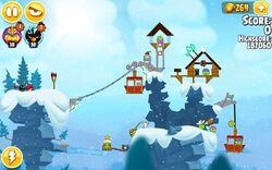 Лыжи сизонс уровень 8