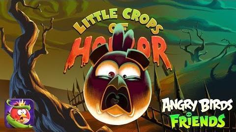 Angry Birds Friends - Halloween 2016 Little Crops of Horror