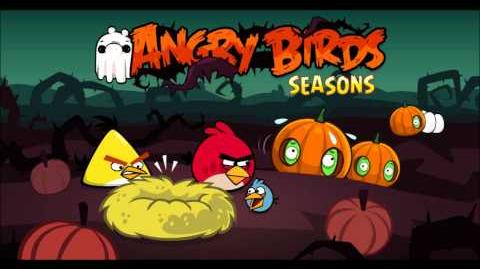 Angry Birds Seasons Ham'o'ween theme song
