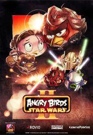 Angrybirdsstarwars2redposter